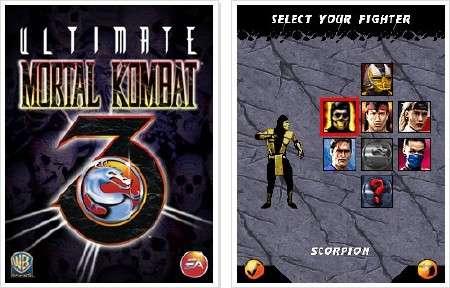 Ultimate Mortal Kombat 3 - Мортал Комбат 3 (2010) java
