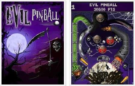 Evil Pinball - Зловещий Пинбол (2010) java