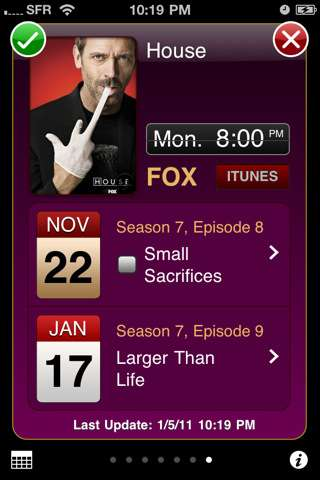 TV Show tracker [2.0.1] [iPhone/iPod Touch]