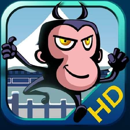 Monkey Dash Deluxe HD v1.2 [iPad/HD]