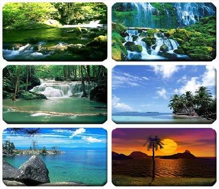 Nature Wallpapers for mobile [640x360]