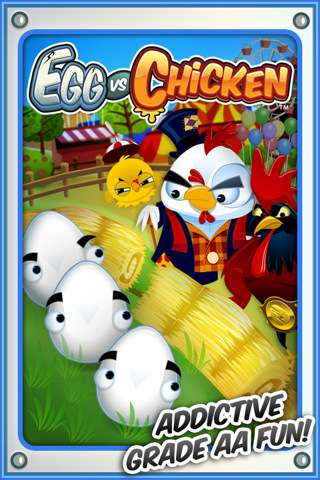 Egg vs. Chicken [1.0] [iPhone/iPod Touch]