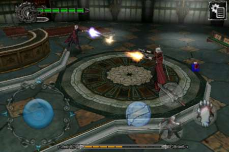 Devil May Cry 4 refrain v.1.01.00 [iPhone/iPod Touch]