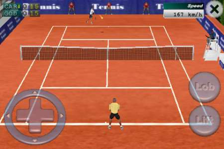 International Tennis Tour [1.0] [iPhone/iPod Touch]