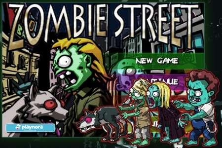 Zombie Street [1.0] [iPhone/iPod Touch]