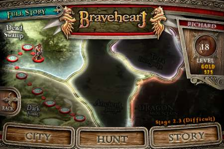 Braveheart [1.3] [iPhone/iPod Touch]