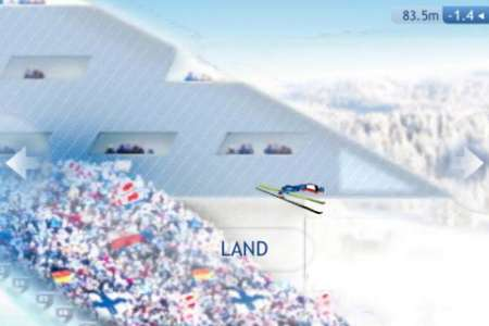 Holmenkollen Ski Jump [1.4] [iPhone/iPod Touch]