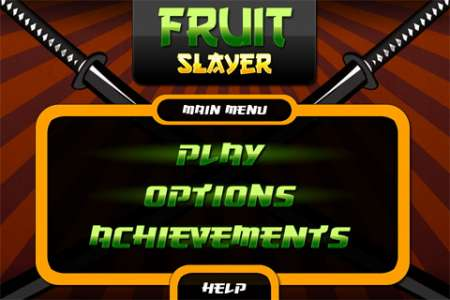Fruit Slayer [1.0] [iPhone/iPod Touch]
