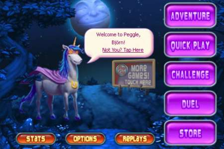 Peggle [1.4] [iPhone/iPod Touch]