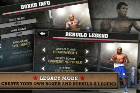 Fight Night Champion [1.01.21] [iPhone/iPod Touch]