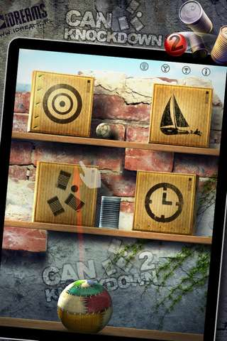 Can Knockdown 2 [1.0] [iPhone/iPad Touch]