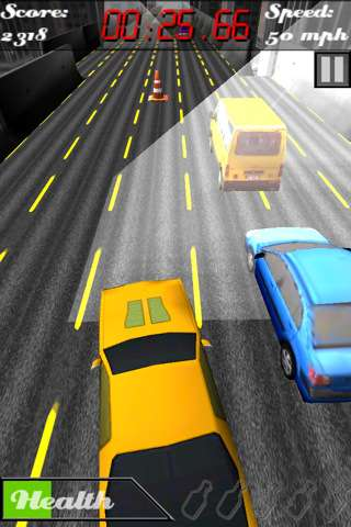 Drive or Die Gold [1.2.1] [iPhone/iPad Touch]