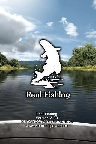 Real Fishing [2.0] [iPhone/iPod Touch]