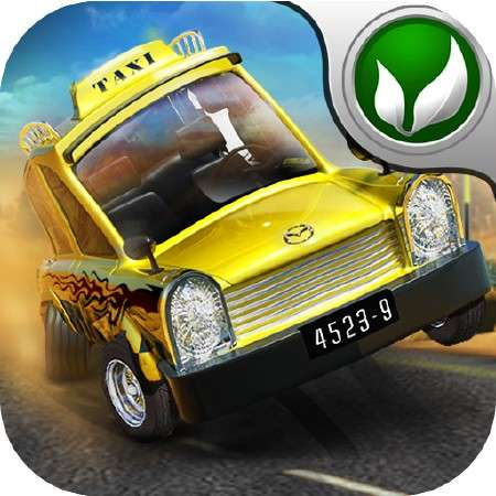 Whacksy Taxi - HD v1.0.0 [iPad/HD]