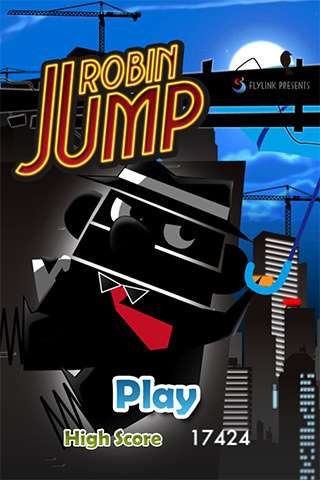 Robin Jump [1.1] [iPhone/iPod Touch]