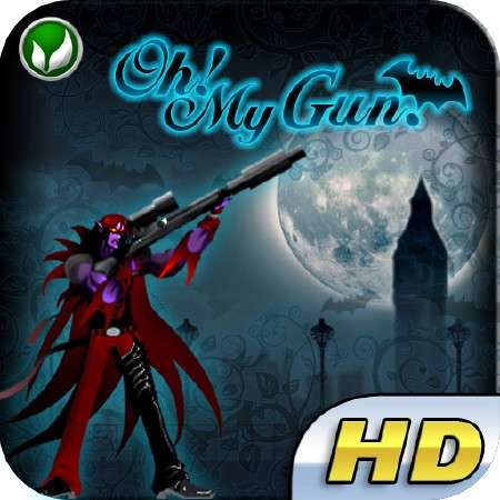 Oh! My Gun! HD - Kill, hit zombies to go level up! v2.02 [iPhone/iPod Touch]