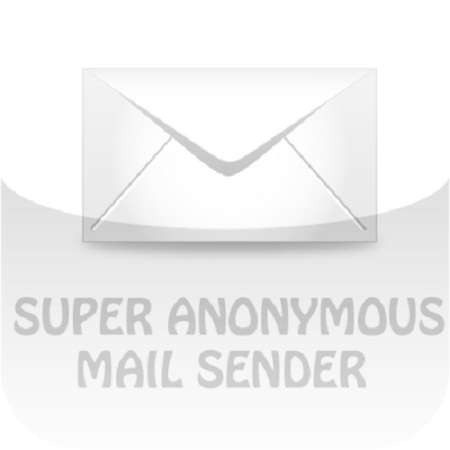 SUPER ANONYMOUS MAIL SENDER v1.0.0 [iPhone/iPod Touch]
