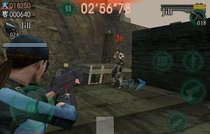 Resident Evil Mercenaries [1.00.00 (Betta-версия)] [iPhone/iPod Touch]