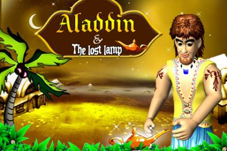 Aladdin & The Lost Lamp [1.0] [iPhone/iPod Touch]