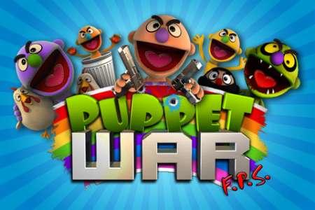 Puppet War:FPS [1.2] [iPhone/iPod Touch]
