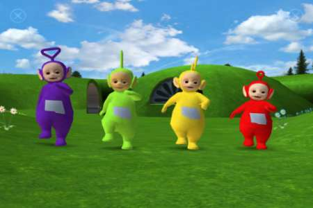Teletubbies: My First App [1.1] [iPhone/iPod Touch]