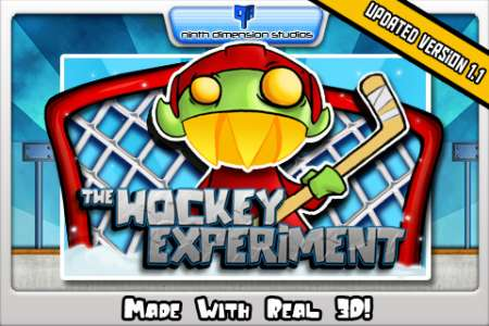 The Hockey Experiment [1.1] [iPhone/iPod Touch]