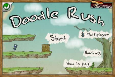 Doodle Rush [1.15] [iPhone/iPod Touch]