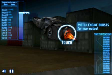The Dark Knight: Batmobile Game [1.1] [iPhone/iPod Touch]