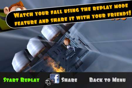 Falling Fred [1.0.2] [iPhone/iPod Touch]