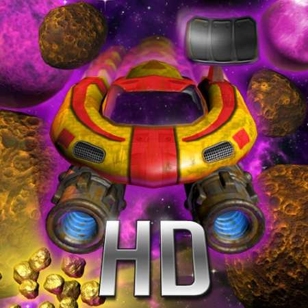 Space Miner HD [1.3.3] [HD/iPad]