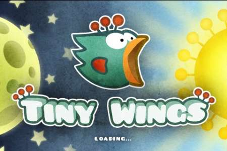 Tiny Wings [1.1.0] [iPhone/iPod Touch]