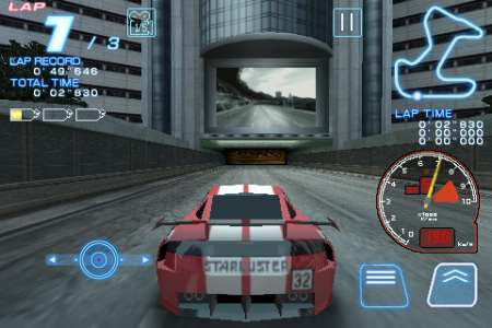 RIDGE RACER ACCELERATED [1.5.0] [iPhone/iPod Touch]