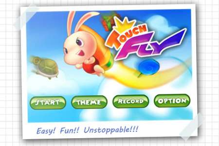 Touch Fly [1.1.0] [iPhone/iPod Touch]