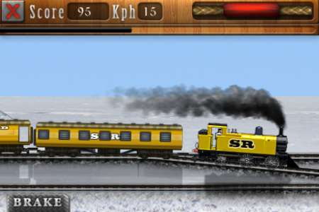 Steam Train Adventure [1.2] [iPhone/iPod Touch]