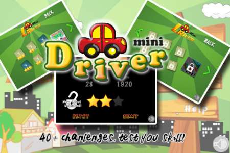 Driver Mini [1.0] [iPhone/iPod Touch]