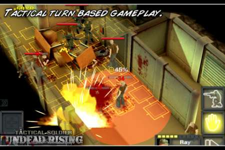 Tactical Soldier – Undead Rising [1.0] [iPhone/iPod Touch]
