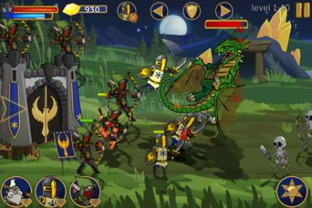 Legendary Wars [1.3] [iPhone/iPod Touch]