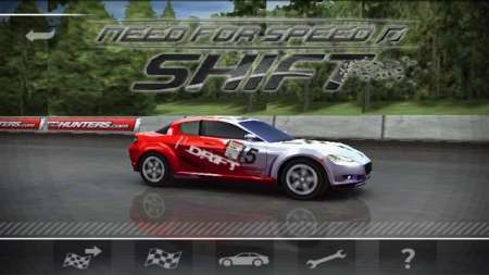 Need for Speed Shift HD [2010 г, лицензия, Symbian, ENG]