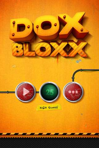 Dox Bloxx [1.0] [iPhone/iPod Touch]
