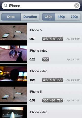 VKontakte Video v2.1 [iPhone/iPod Touch/iPad]