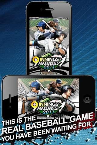 Pro Baseball 2011™ [2.0.0] [iPhone/iPod Touch]