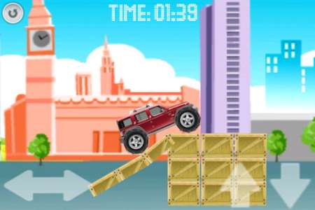 Truck Drag Race [1.0] [iPhone/iPod Touch]