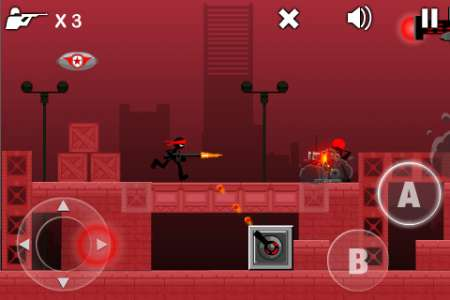 Iron Commando Pro [1.4] [iPhone/iPod Touch]