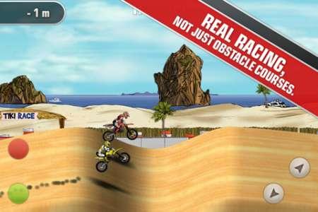 Mad Skills Motocross [1.7] [Игры для iPhone]