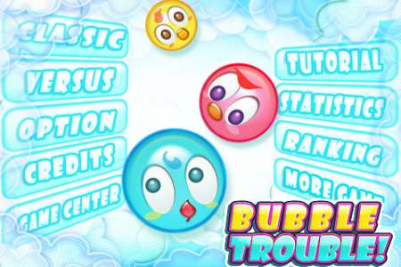 Bubble Trouble! v1.0 [iPhone/iPod Touch]