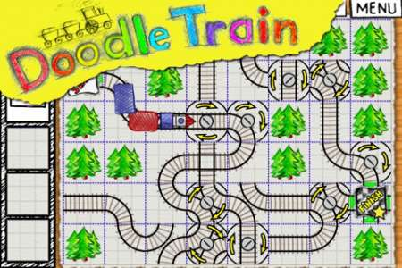 Doodle Train Pro [1.1.2] [iPhone/iPod Touch]