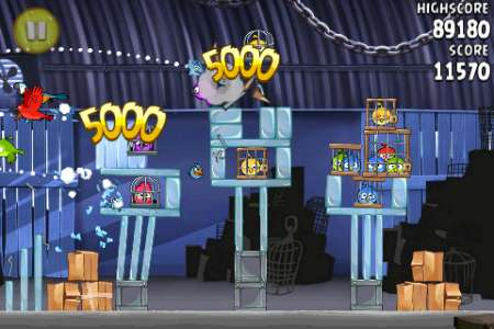 Angry Birds Rio v1.1.0 [iPhone/iPod Touch]
