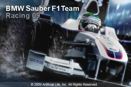BMW Sauber F1 Team Racing 09 [1.1.6] [iPhone/iPod Touch]