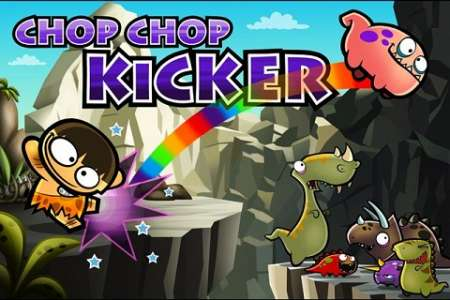 Chop Chop Kicker v1.1 [iPhone/iPod Touch/iPad]