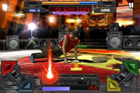 Breakdance Champion Red Bull BC One v1.10 [iPhone/iPod Touch/iPad]